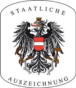 <h2>Als erste Dachdeckerei Österreichs: Staatlich ausgezeichnet</h2>